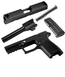 Sig Sauer P320 Compact, CALIBER X-CHANGE KIT - 9mm