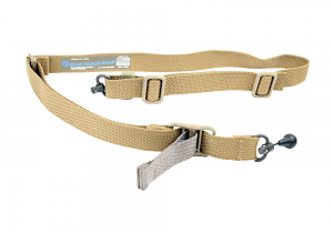 Blue Force Gear VICKERS 221 Sling - Red Swivel - Coyote Brown