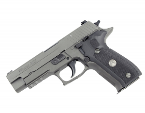 Sig Sauer P226 Legion, 9mm, Night Sights, DA/SA