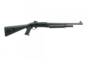 "Benelli M2 Tactical Shotgun W/Pistol Grip, 18.5"" Barrel, 12 Gauge"