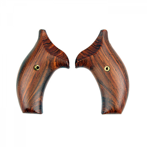 Ahrends S&W, Tactical J Frame, Round Butt, Cocobolo - BANANA