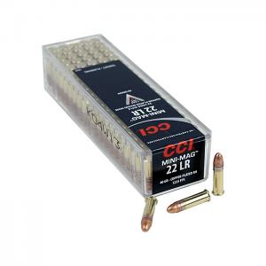 CCI Mini Mag .22LR 40GR RN - 100RD