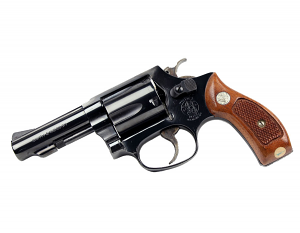 Smith & Wesson Model 36, .38SPL - USED - Left