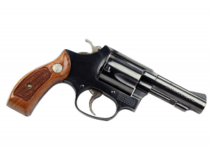 Smith & Wesson Model 36, .38SPL - USED - Right