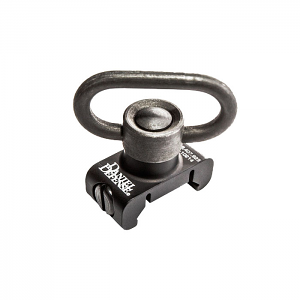 Daniel Defense Rail Mount QD Swivel Attachment Point with Swivel