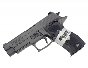 Sig Sauer P226 Legion, 9mm, Night Sights, SAO