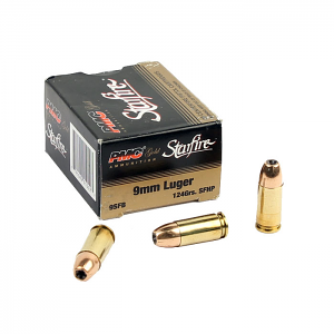 PMC Starfire 9mm Luger 124 GR. HP - 20RD