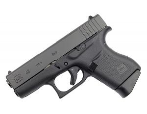 Glock 43 9mm - Black - U.S. Made