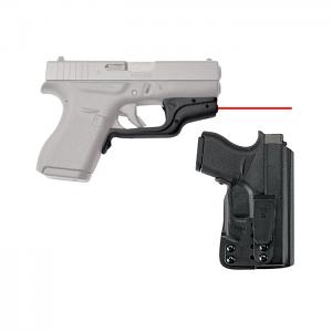 Crimson Trace Laserguard W/Bladetech IWB Holster - For Glock 43/42