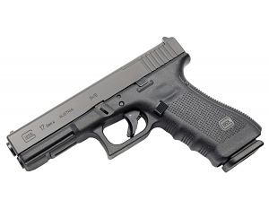 Glock 17 GEN 4 MOS 9mm - Black