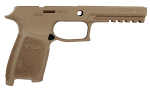 Sig Sauer P250/320 Grip Module Assembly, .45ACP Full Size Medium - Medium Grip - FDE