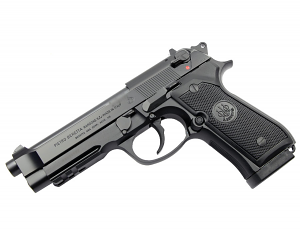 Beretta 92A1, Fixed Sights, 9mm