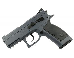 SPHINX SDP Compact, 9mm, Iron Sights, DA/SA - Grey