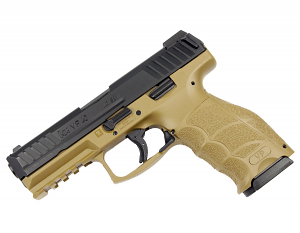 H&K VP40-FDE LE .40S&W Striker Fired, Tritium Night Sights, 3 Mags