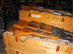 SKS Crate