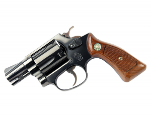 Smith & Wesson Model 36 Chief's Special - .38 Special- Left