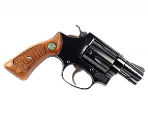 Smith & Wesson Model 36 Chief's Special - .38 Special - Right