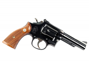 Smith & Wesson Model 15 Combat Masterpiece - .38 SPL - USED - Right
