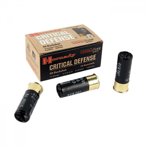 Hornady Critical Defense 12GA 2-3/4