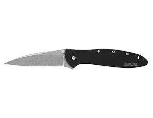 Kershaw Leek Stonewash Knife