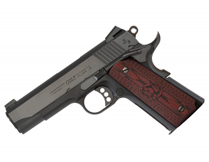 Colt Lightweight Commander, .45ACP, BLUE