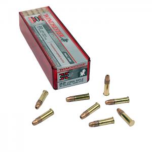 Winchester .22LR Super-X 40GR HP - 100RD