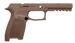 Sig Sauer P250/320 Grip Module Assembly, 9/40/357 Full Size - Large Grip - FDE