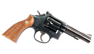 Smith & Wesson Model 15-4, K-38 Masterpiece - .38 SPL - USED