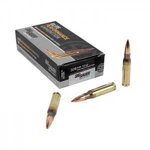 Sig Sauer .308 Winchester 168 GR. Elite Match OTM - 20RD Box