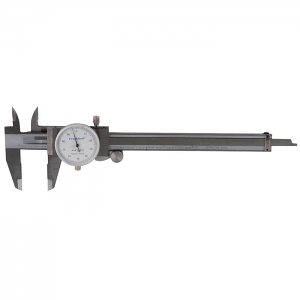 Frankford Arsenal Stainless Steel Dial Caliper - 6