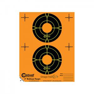 Caldwell Orange Peel Bullseye Target 3