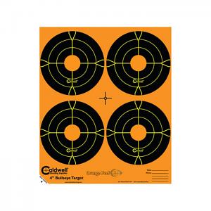 Caldwell Orange Peel Bullseye Target 4