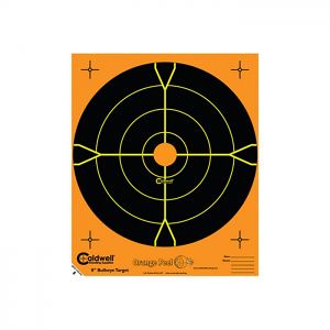 Caldwell Orange Peel Bullseye Target 8