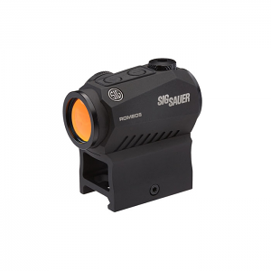 Sig Sauer Romeo5 Compact 1X20mm Red Dot - 2 MOA