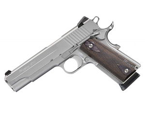 Sig Sauer 1911, .45ACP, Stainless Steel, Night Sights