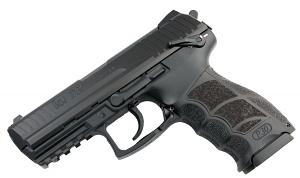 H&K P30S .40SW, DA/SA, fixed sights, V3