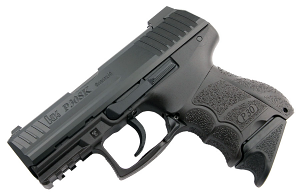H&K P30SK 9mm, Light LEM, Night Sights, V1, 3 Mags