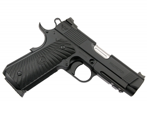 Wilson Combat Professional Protector II, .45ACP, Rail, G10 Grips, Black