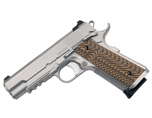 Dan Wesson Specialist Commander, .45ACP, SS