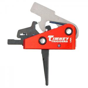 Timney Triggers Straight AR15 Targa Two-Stage Short Trigger