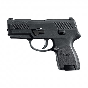 Sig Sauer P320 Sub-Compact .40 - IOP