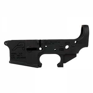 Aero Precision AR15 Stripped Lower Receiver, Gen 2 - BLK