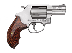 Smith & Wesson Model 60 LadySmith Five Shot, 2 inch, .357 Magnum
