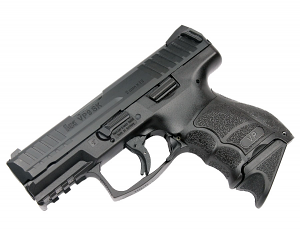 H&K VP9SK 9mm Striker Fired, Fixed Sights