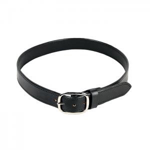 Milt Sparks Leather Gun Belt - Black - 40