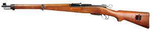 Swiss K31 - 7.5X55MM - USED
