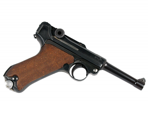 DW Luger - 9mm -USED