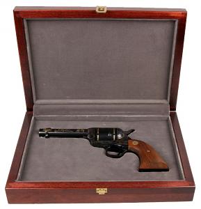 Colt Buffalo Bill Centennial SAA - .45 Long Colt - USED