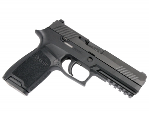 Sig Sauer P320 Full Size, Contrast Sights, 9mm - USED