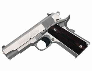 Colt Stainless Commander, .45ACP - USED